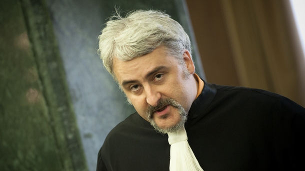 Alexander Kashumov, lawyer