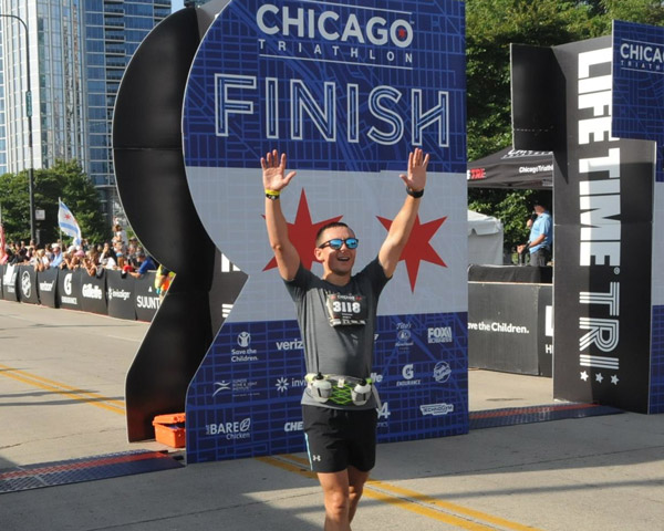 Running for Seydol and Vratsa… in Chicago