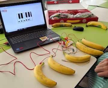 Music 2.0: Physics, Coding + Your Choice of Fruit