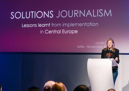 Журналистите като търсачи на решения