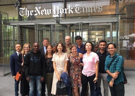 Кандидатствайте за стипендия за обучение в World Press Institute, САЩ
