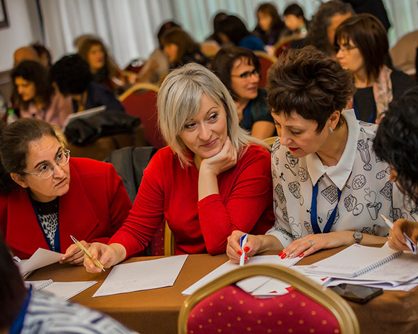 Required: Teacher Learning 101, Bulgarian Style