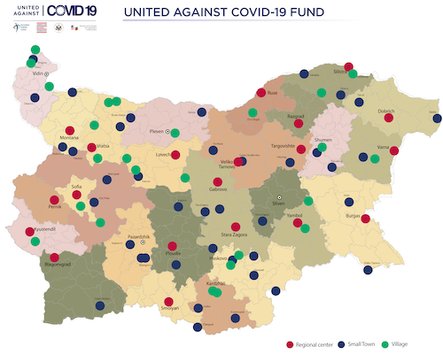 United against COVID-19 Fund Successfully Completes Its Mission