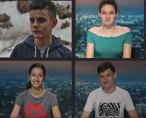 Младежка журналистика по време на пандемия: мисия успешна