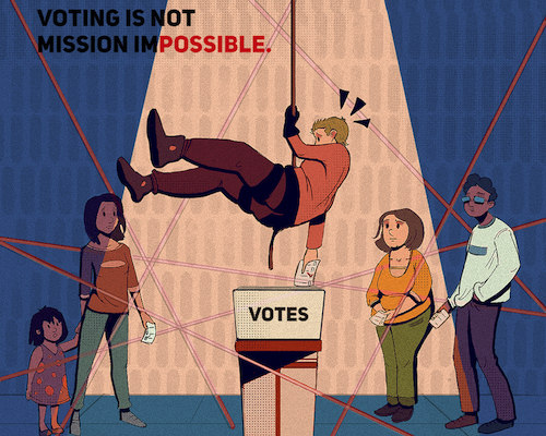 Voting Is Your Superpower. Use It! [An Illustrated Story]