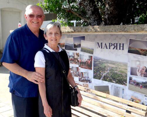 Фондацията учреди стипендия на името на Джеймс и Кати Пардю